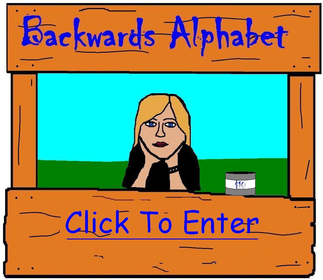 Pin Alphabet-backwards on Pinterest